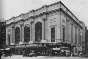 The World Theater, Omaha, Nebraska, 1925