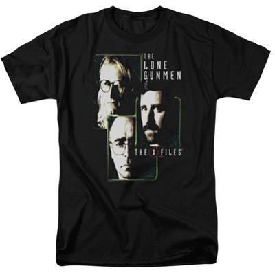 The X Files - Lone Gunmen