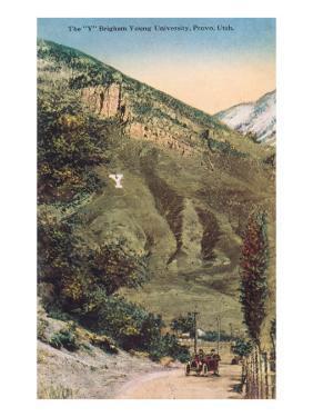 The Y, BYU, Provo, Utah