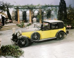 The Yellow Rolls-Royce