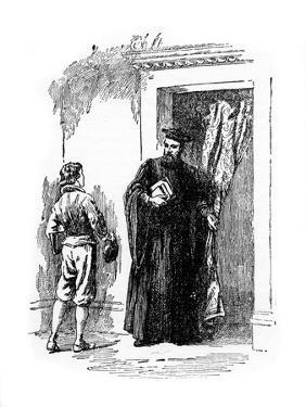 The Young Galileo and Ostilio Ricci