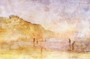 Summer Beach 1 by Thea Schrack