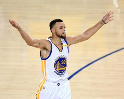 2017 NBA Finals - Game Five: Stephen Curry by Thearon W Henderson