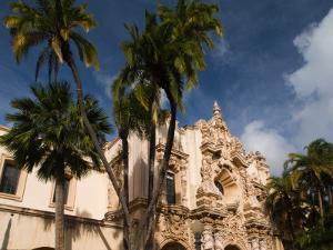 Theater in a Park, Casa Del Prado, Balboa Park, San Diego, California, USA