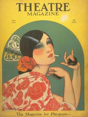 Theatre, Magazine for Playgoers, USA, 1920
