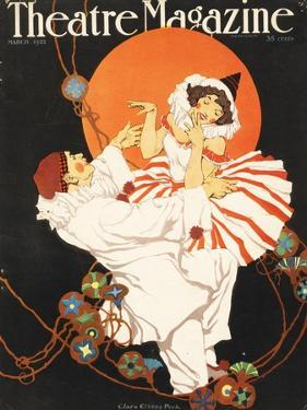 Theatre Magazine, Pierrot Magazine, USA, 1920