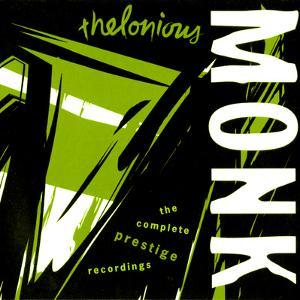 Thelonious Monk - The Complete Prestige Recordings (Green Color Variation)