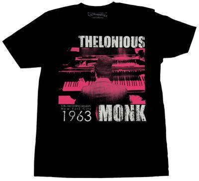 Thelonius Monk- CBS Recording Session 1963