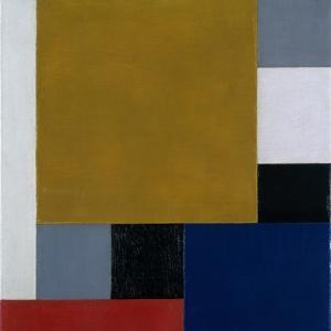 Composition 22, 1922 by Theo Van Doesburg