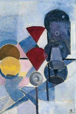 Composition II (Still Lif), 1916 by Theo Van Doesburg
