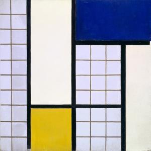 Composition in Half-Tones, 1928 by Theo Van Doesburg