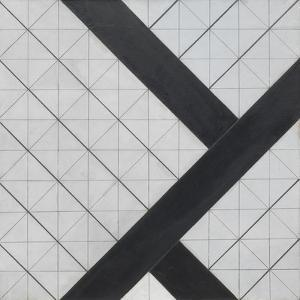 Counter-Composition VI by Theo Van Doesburg
