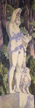 Bacchus, C. 1920-1924 by Théo van Rysselberghe