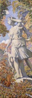 Diane, C. 1920-1924 by Théo van Rysselberghe
