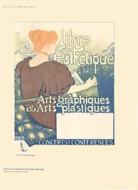 La Libre Esthetique by Théo van Rysselberghe