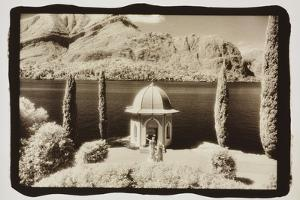 Cupola on Lake Como by Theo Westenberger