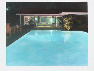 Neutra Pool House by Theo Westenberger