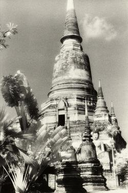Temple View 2, Agutthaya, Thailand by Theo Westenberger