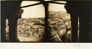 View from the Tower, Italy by Theo Westenberger