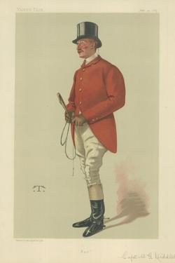 Captain William George Middleton by Theobald Chartran