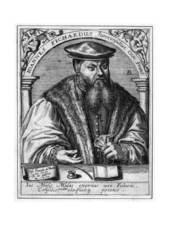 Johann Fichard