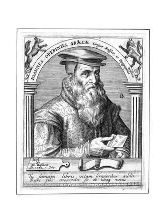 Johann Operinus