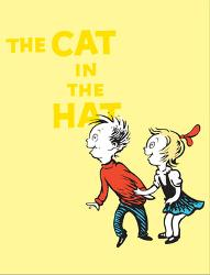 Cat In The Hat Yellow Collection III
