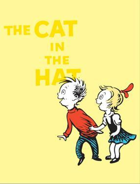 Cat in the Hat Yellow Collection III - Sally & Her Brother (yellow) by Theodor (Dr. Seuss) Geisel