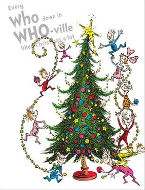 Christmas in Whoville by Theodor (Dr. Seuss) Geisel