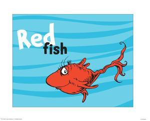 One fish two fish red fish blue fish posters for sale at for One fish two fish red fish blue fish costume