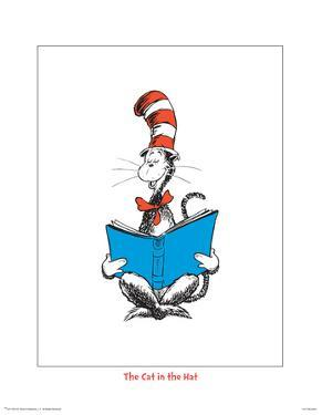 Seuss Treasures Collection III - The Cat in the Hat (white) by Theodor (Dr. Seuss) Geisel
