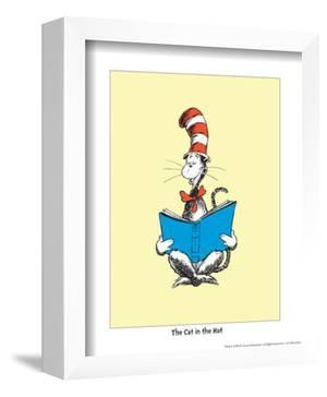 The Cat in the Hat (on yellow) by Theodor (Dr. Seuss) Geisel