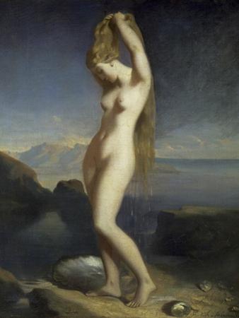 Venus Marine by Theodore Chasseriau