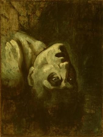 Head of a Drowned Man, C.1819