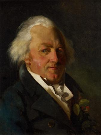 Portrait of Simeon Bonnesoeur-Bourginiere, C.1812-15