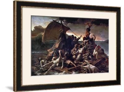 The Raft of the Medusa, 1819