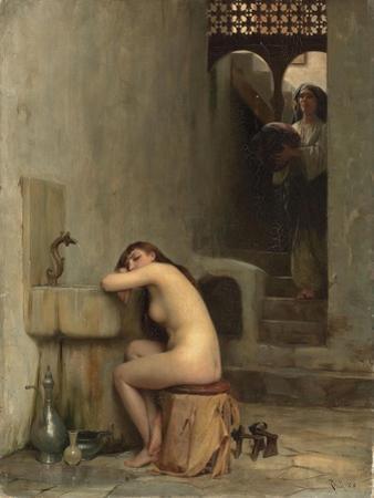 Repos Au Bain, 1888
