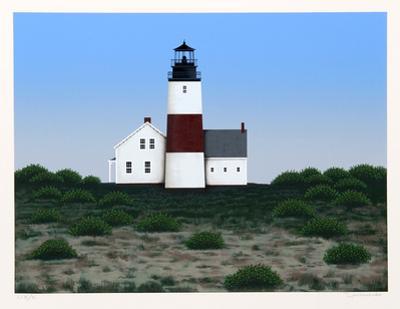 Lighthouse III by Theodore Jeremenko