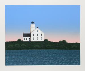 Lighthouse IV by Theodore Jeremenko