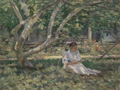 Nettie Reading, C.1894