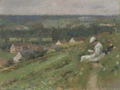 The Valley of Arconville, C.1887