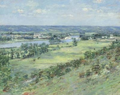 Valley of the Seine, from the Hills of Giverny, 1892