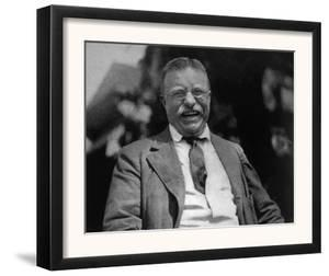 Theodore Roosevelt, Photo by Charles Duprez 1912