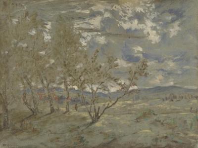 Landscape, Ca 1865 by Théodore Rousseau