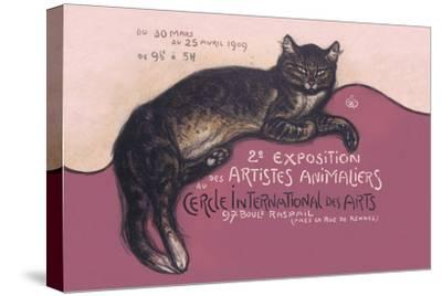 Exposition des Artistes Animaliers by Théophile Alexandre Steinlen