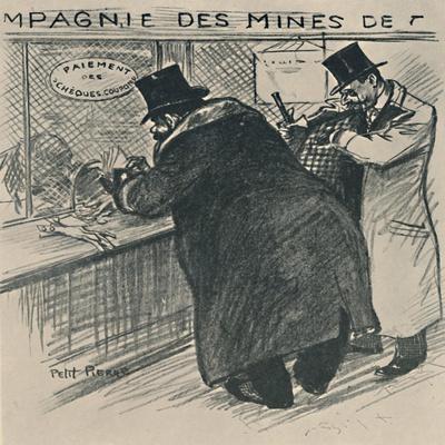 'La Majorité Opportuniste', 1919