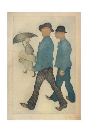 Les Deux Gigolos', 1898