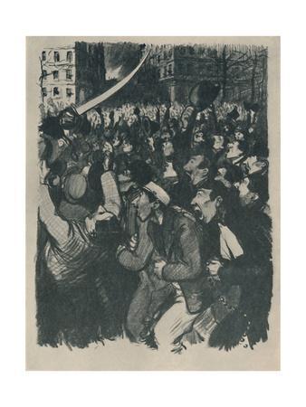 'Les Moutons De Boisdeffre', c1898, (1919)
