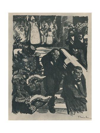 'Rochefort Se Meurt', 1898, (1919)