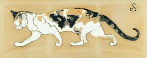 The Cat, le Chat by Théophile Alexandre Steinlen